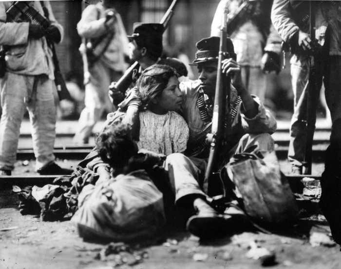 Imágenes de la Revolución Mexicana