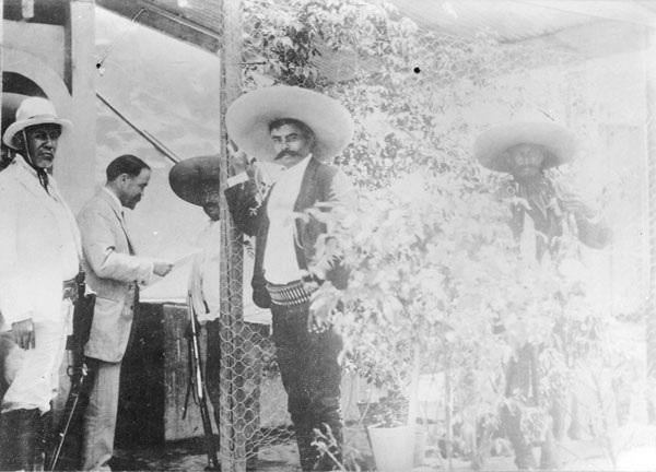 Madero en la ciudad de México