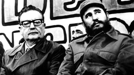 Se abrirán las grandes alamedas: Salvador Allende