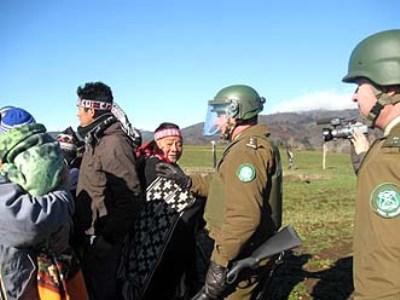 Chile pretende instalar 40 proyectos de energía en región Mapuche