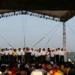 ¡Aquí estamos para volver a ganar la presidencia!: AMLO en Tampico