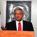Con México, a ras de tierra y con la gente: AMLO