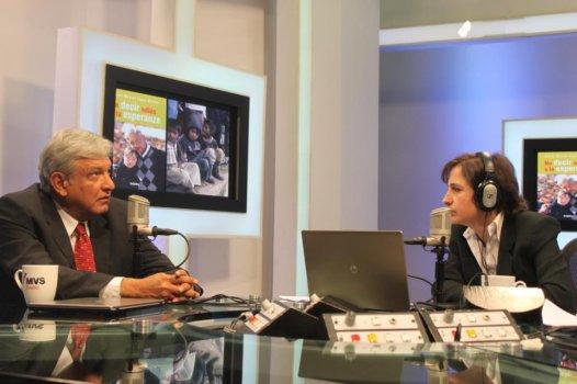 No hay posibilidad de arreglo con Aristegui: MVS