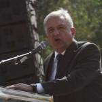 Discurso de AMLO en el Ángel de la Independencia, 1 de diciembre de 2012