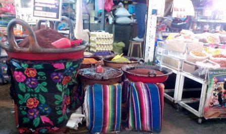 Locatarios de mercados del centro denuncian que desde febrero pagan 'derecho de piso'