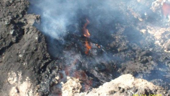 Residuos tóxicos dañan salud de habitantes de Salamanca Gto