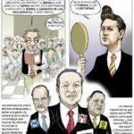 Breve reseña de cómo ha ido imponiendo sus reformas EPN: El Fisgón