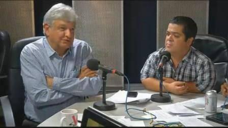 AMLO dijo estar dispuesto a debatir con Peña Nieto y Carlos Salinas de Gortari
