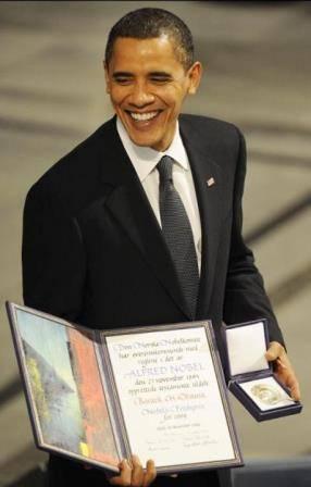 """""""Hay que retirarle el Premio Nobel de la Paz a Obama"""" parlamentario ruso"""