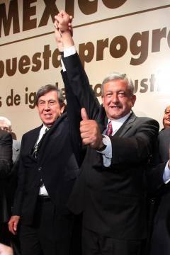 Llama Cuauhtémoc Cárdenas a movilización contra Reforma de Peña