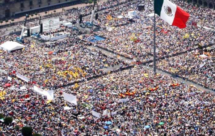 Llama Cuauhtémoc Cárdenas a protestar contra el plan energético de Peña Nieto