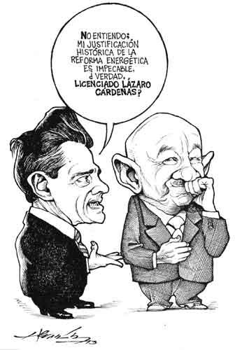 Peña Nieto insulta la inteligencia y la memoria de los mexicanos