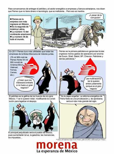 ¿En qué consiste la Reforma de Peña Nieto? (HISTORIETA)