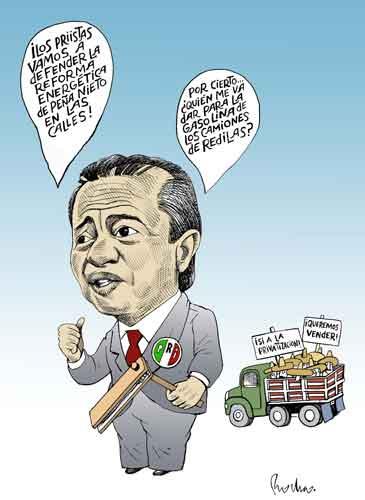 El PRI salió del clóset. Por Víctor Manuel Toledo