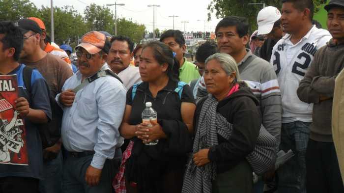 Los motivos de la CNTE para continuar luchando