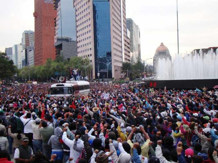 Las exigencias de la CNTE. Por Manuel Pérez Rocha