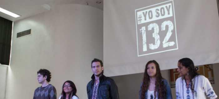 #YoSoy132 rechaza reforma energética de EPN y llama a movilización