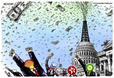 Petroleras de EU se saborean reservas y utilidades