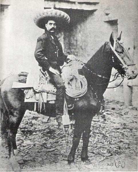 Conmemoración del nacimiento de Emiliano Zapata