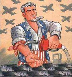 Gringolandia es adicta al petróleo.