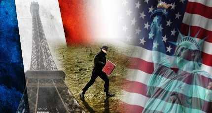 Revelan espionaje de Estados Unidos contra Cancillería francesa