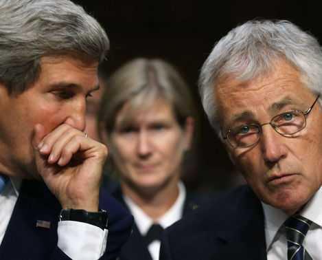 Estados Unidos listo para atacar a Siria