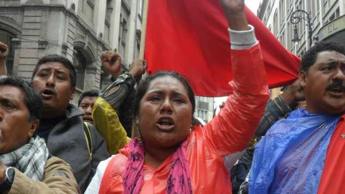 La CNTE resiste y despierta a México