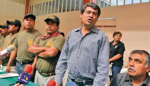 Detienen a dos dirigentes magisteriales en Guerrero