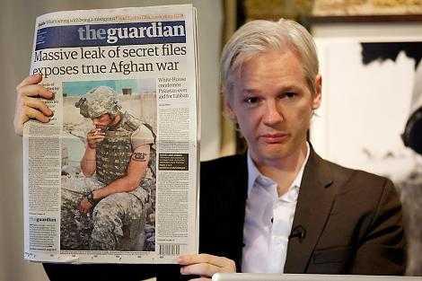 No temer a la verdad, sino a la mentira: Assange en La Habana