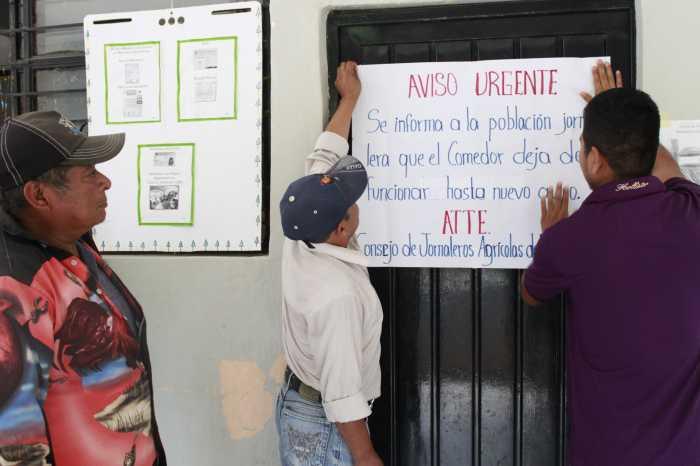 """Éxodo de familias afectadas por """"Ingrid y Manuel"""""""