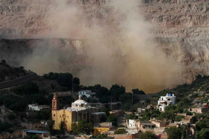 Mineras aportan menos del 1% de ganancias a México