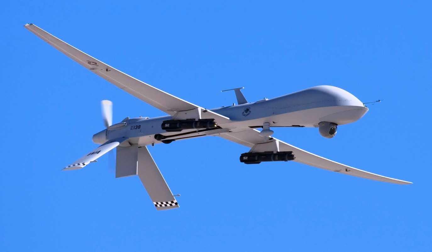 """Gobierno federal adquiere nueve """"drones"""""""