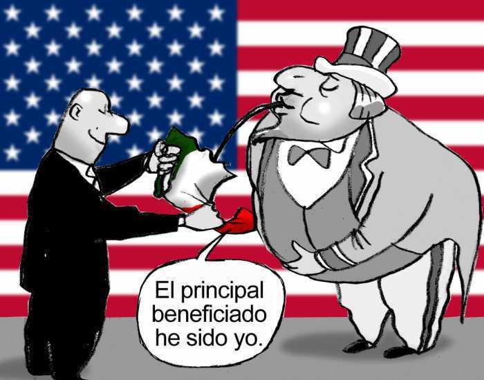 Salinas, Peña Nieto, Higa y extranjeros, beneficiados de Ronda Uno