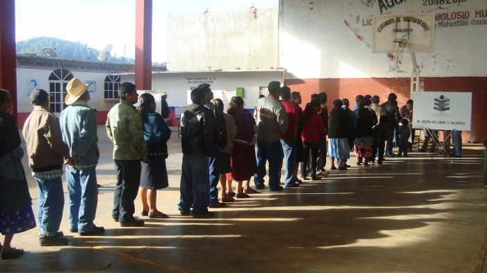 Secuestran a 4 funcionarios electos democráticamente en municipio de Oaxaca