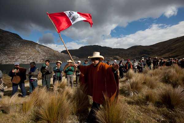 Minería amenaza la vida de los pueblos indígenas