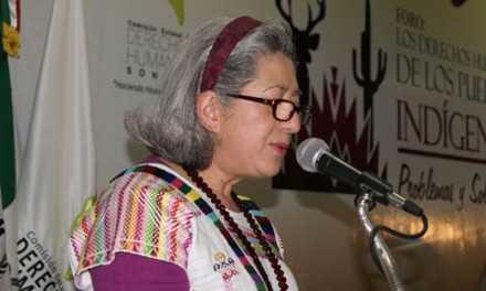 """Cesan a visitadora de la CNDH por decir que indígenas """"son necios como las mulas"""""""
