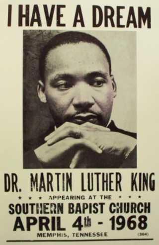 Diez frases de Martin Luther King además de su famosa 'Yo tengo un sueño'