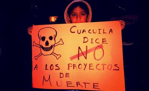 Gasomex miente y compra autoridades en Puebla