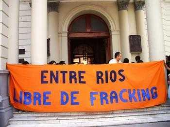 Resistencia Civil libera a Paysandú del fracking