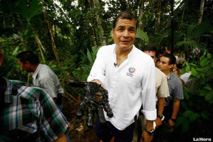 Chevron se niega a indemnizar a Ecuador y hace campaña internacional en contra