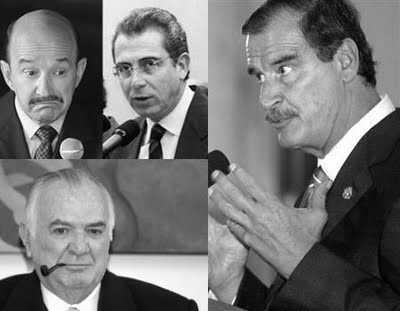 ¿Qué hacemos con los expresidentes? por Jenaro Villamil