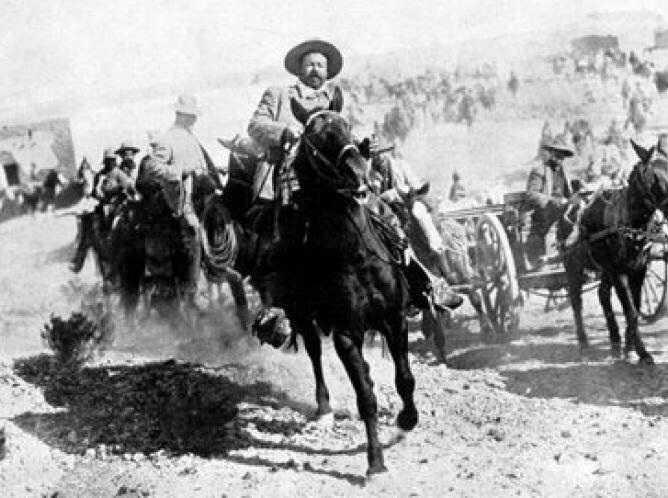 El día que Villa propuso a Zapata invadir Estados Unidos