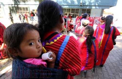 Violencia contra mujeres se agrava si son pobres e indígenas