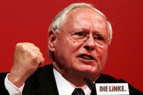 En Alemania crece la izquierda
