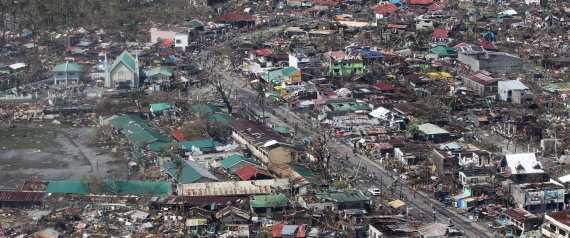 FILIPINAS DECLARA EL ESTADO DE EMERGENCIA EN TACLOBAN