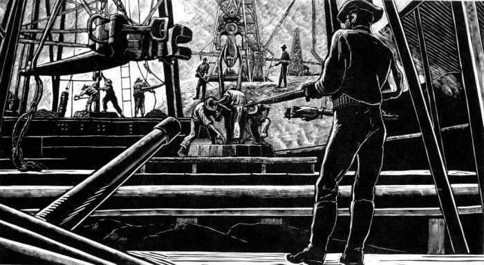 Transnacionales petroleras en México: testimonio