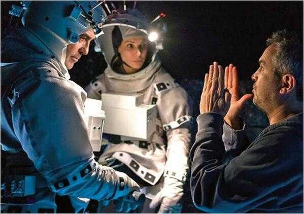 """Alfonso Cuarón y """"Gravity"""" logran 10 nominaciones al Oscar"""
