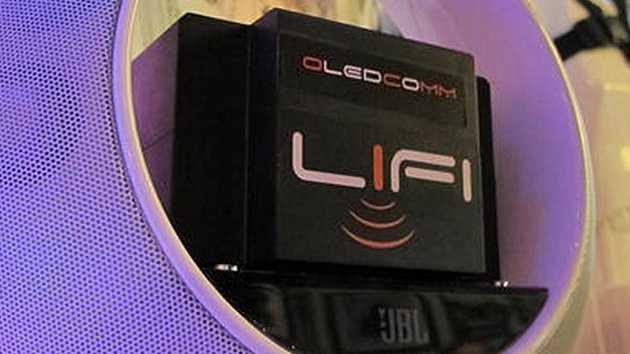 Li-Fi: el Internet más rápido del mundo