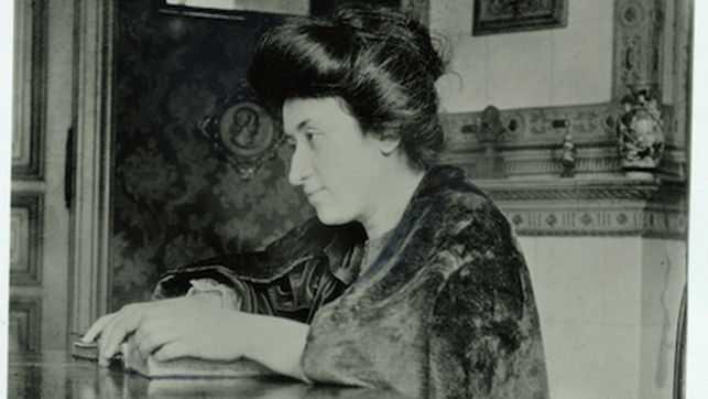 A 95 años de la muerte de Rosa Luxemburgo