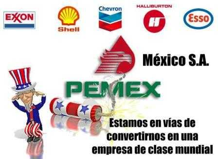 pemex gringo